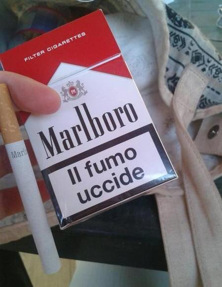 Sigarette Marlboro Rosse: La Recensione.