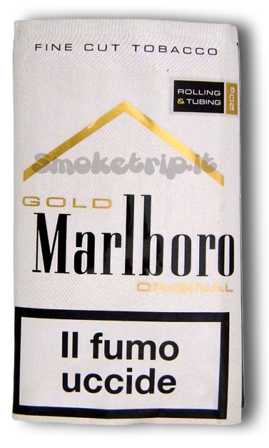 Tabacco Marlboro Gold