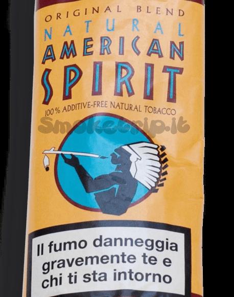 Tabacco Natural American Spirit: La Recensione
