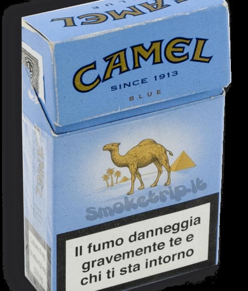 Sigarette Camel Blue: la Recensione.