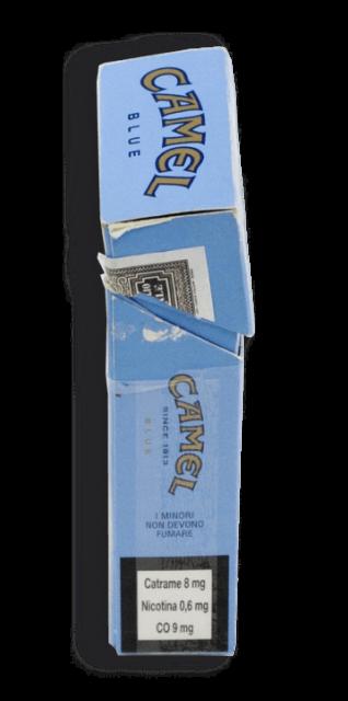 sigarette camel blue