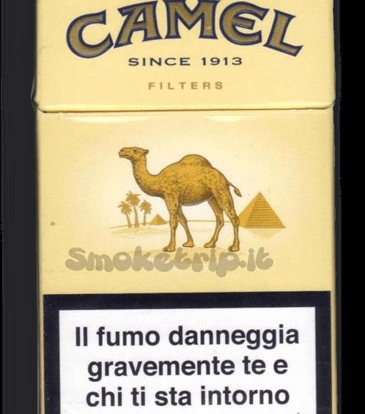 Sigarette Camel Gialle – La Recensione