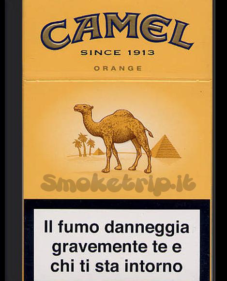 Sigarette Camel Orange: La Recensione.