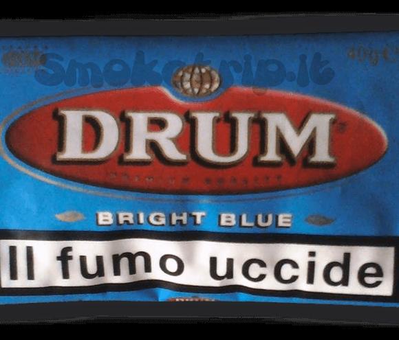 Recensione Tabacco Drum Bright Blue.