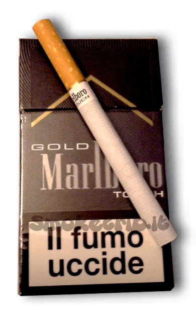 sigarette marlboro gold touch