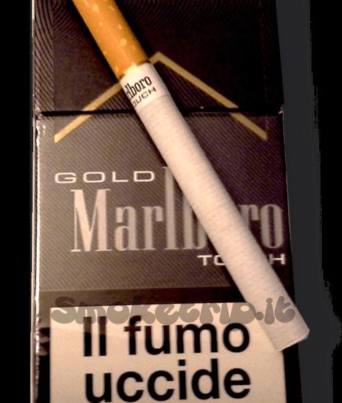 Sigarette Marlboro Gold Touch: La Recensione