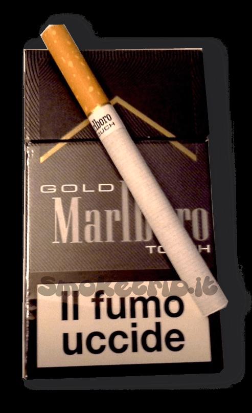 sigarette marlboro gold touch