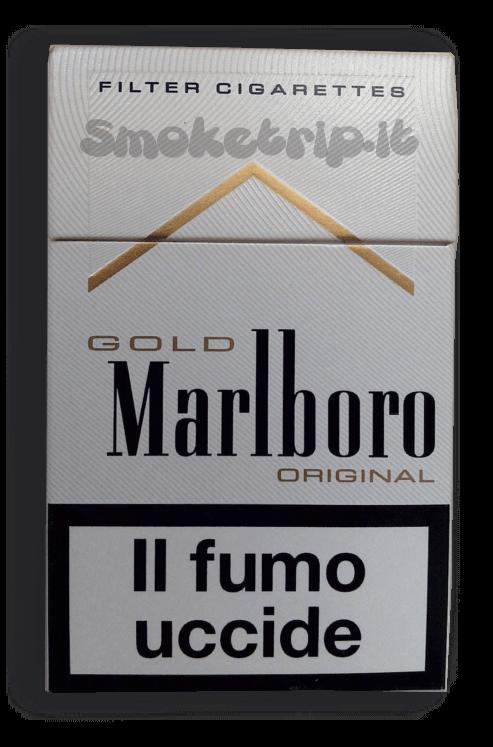 sigarette marlboro gold
