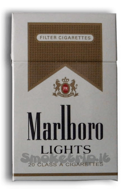 sigarette marlboro lights