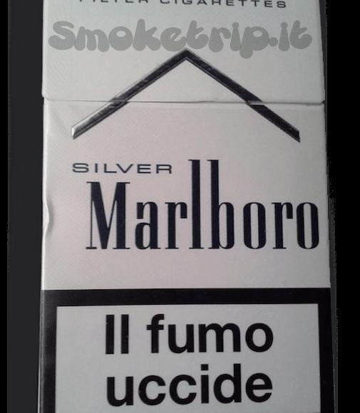 Sigarette Marlboro Silver: la Recensione