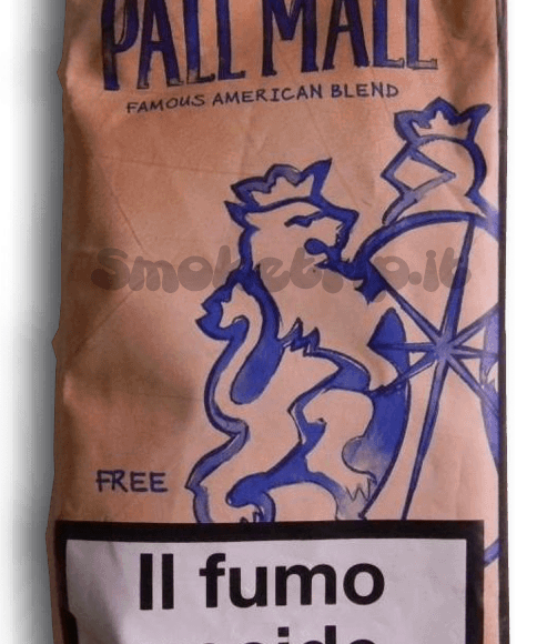 Recensione Tabacco Pall Mall Free.