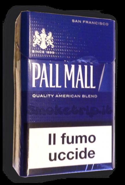 sigarette pall mall blu
