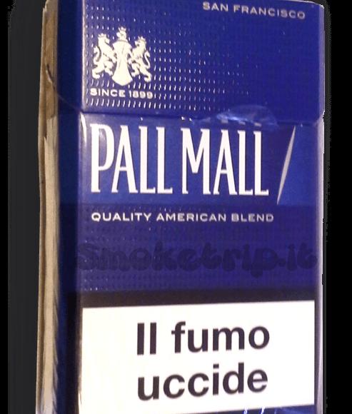 Sigarette Pall Mall Blue: La Recensione.