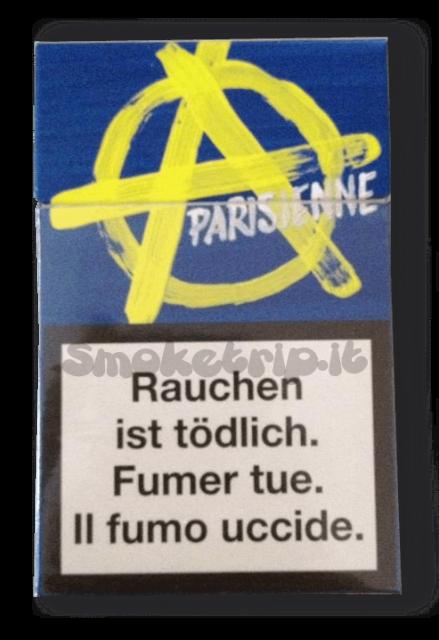 sigarette parisienne blu