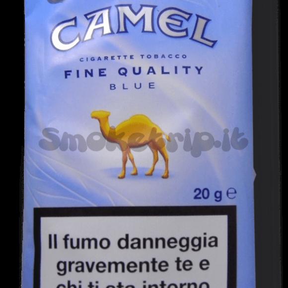 Recensione Tabacco Camel Blue.