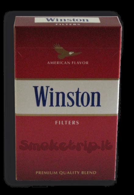 sigarette winston rosse