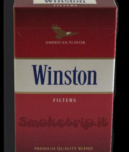 Sigarette Winston Rosse: la Recensione.