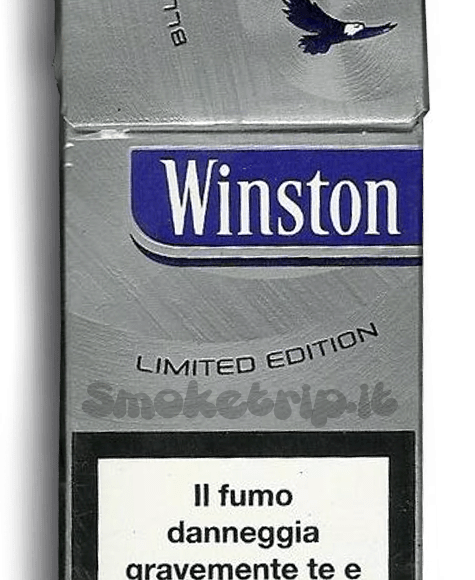 Sigarette Winston Blue: la Recensione.