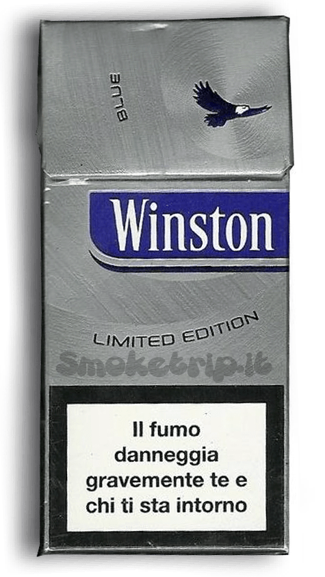 Sigarette Winston Blue