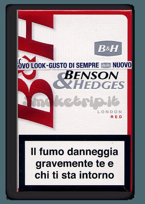 Benson & Hedges Rosse