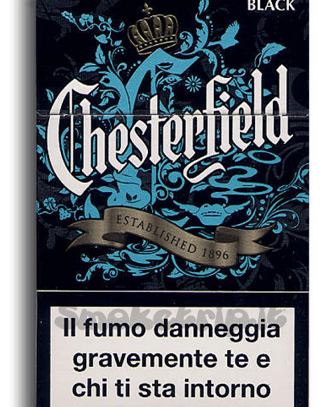 Sigarette Chesterfield Black: La Recensione.