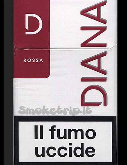 Sigarette Diana Rosse: La Recensione.