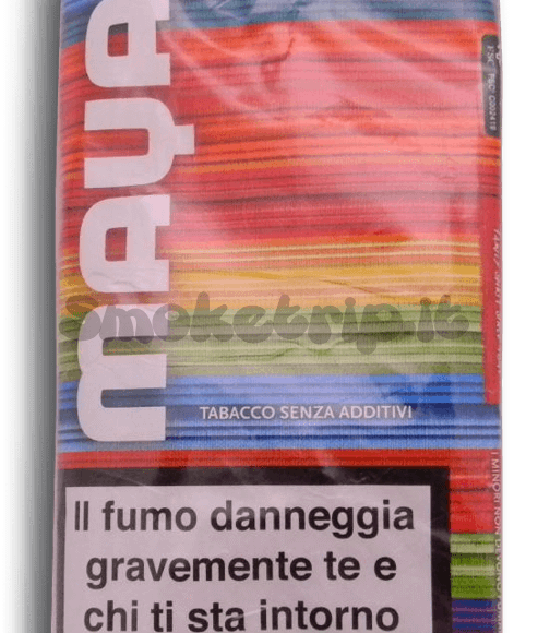 Recensione Tabacco Maya