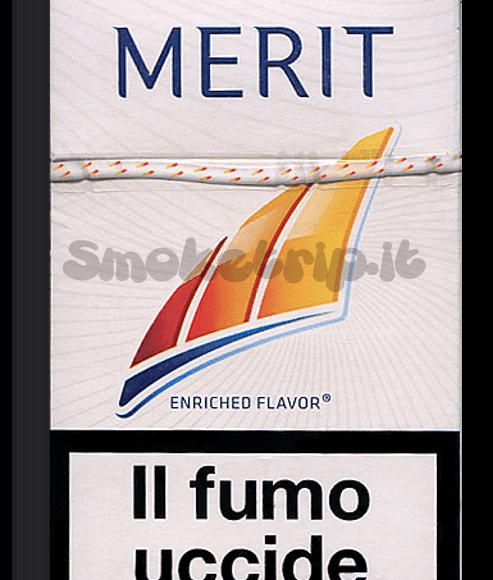 Sigarette Merit Gialle: La Recensione.
