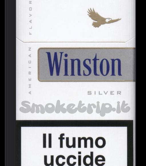 Sigarette Winston Silver: La Recensione.