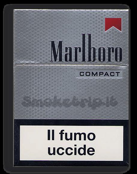 Sigarette Marlboro Compact: La Recensione.