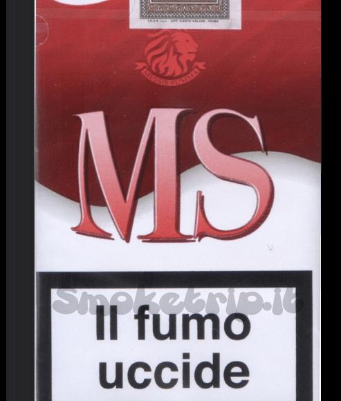 Sigarette MS Rosse: La Recensione.