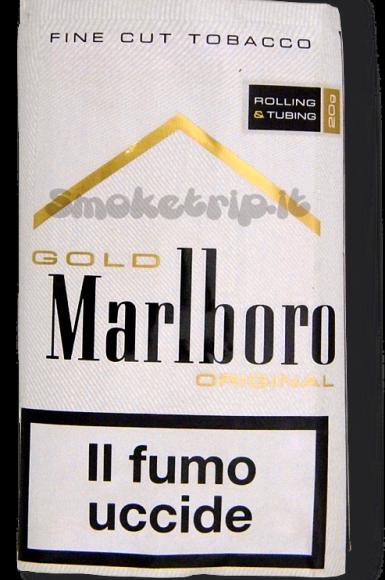 Recensione Tabacco Marlboro Gold