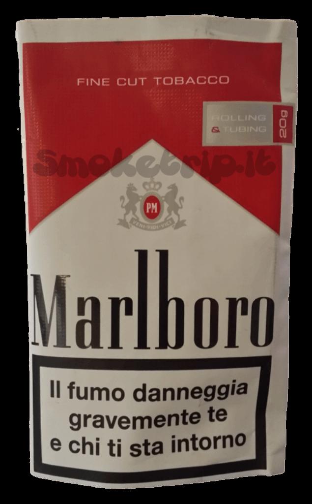 Tabacco Marlboro Rosso