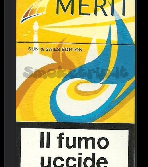 Sigarette Merit Sun & Sails Edition: La Recensione.
