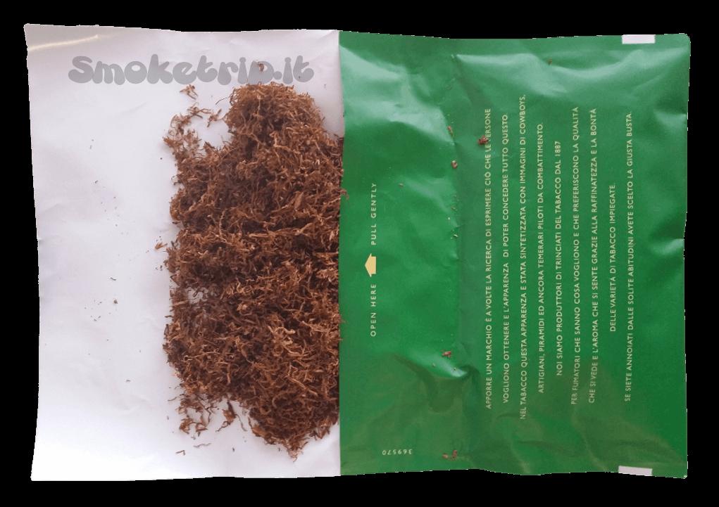 Tabacco Mac Baren Verde