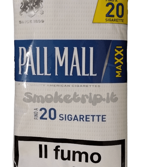 Tabacco Pall Mall Blue Maxxi
