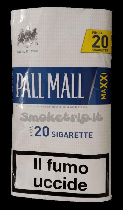 Pall Mall Blue Maxxi