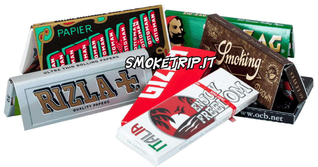 Cartine Corte per Sigarette