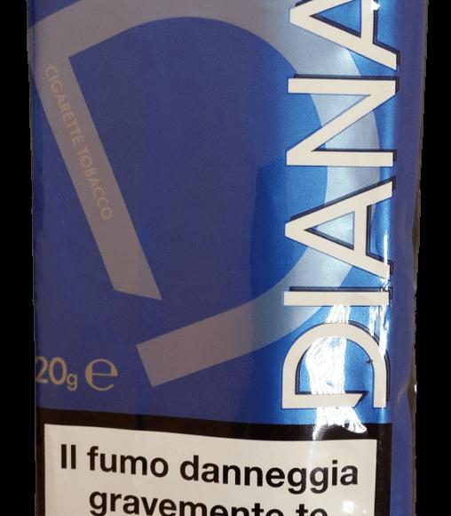 Tabacco Diana Blu: La Recensione