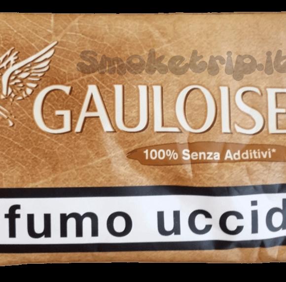 Tabacco Gauloises 100% Senza Additivi: La Recensione
