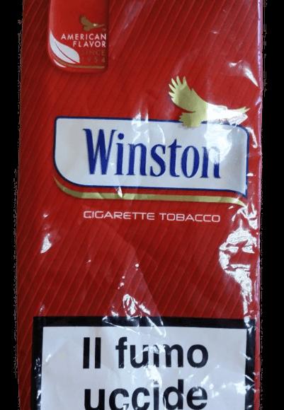 Tabacco Winston Rosso: La Recensione.