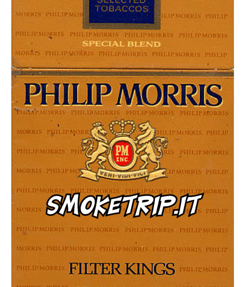 Sigarette Philip Morris Kings Size