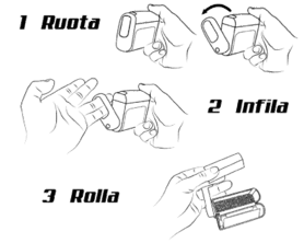 Portatabacco Ocb Rollbox