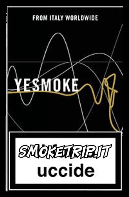 Sigarette Yesmoke Nere