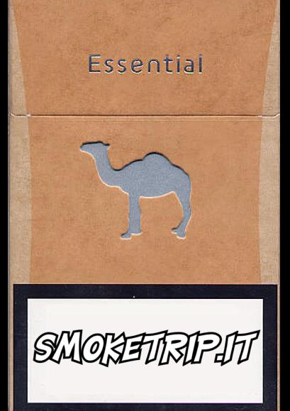 Sigarette Camel Essential : La Recensione.