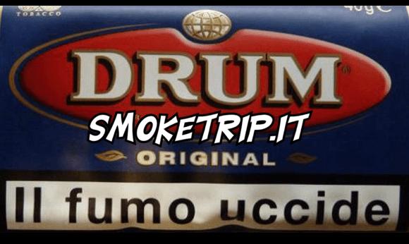 Tabacco Drum Original (Blue): La Recensione.