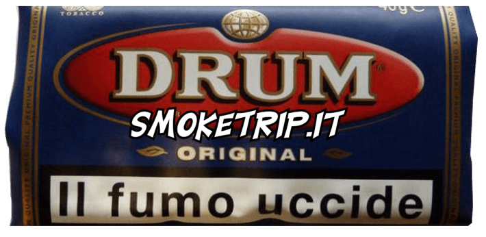 tabacco drum original