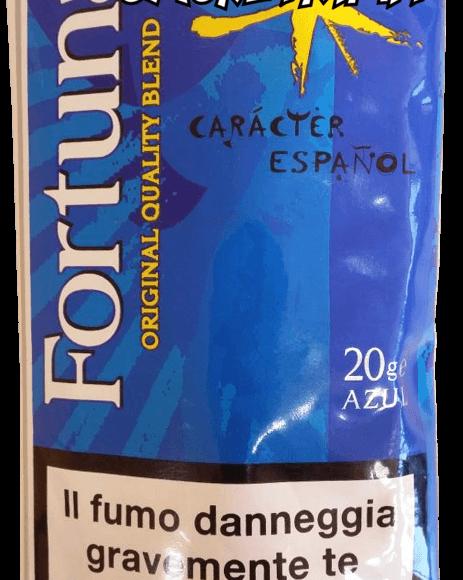 Tabacco Fortuna Blue (Azul) : La Recensione.