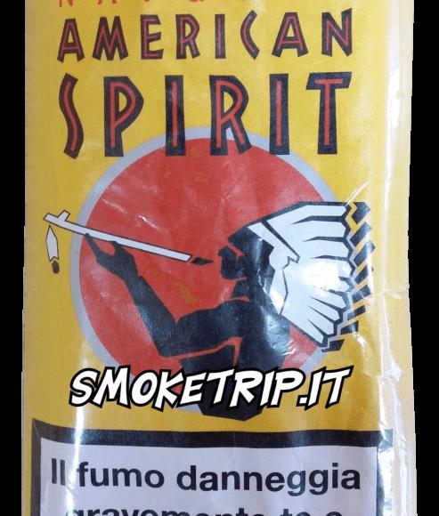 Tabacco Natural American Spirit Organic: La Recensione
