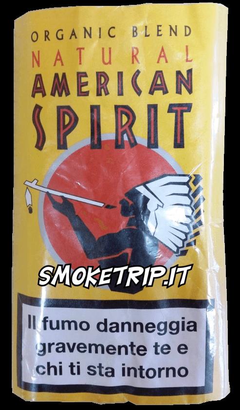 Tabacco Natural American Organic Spirit